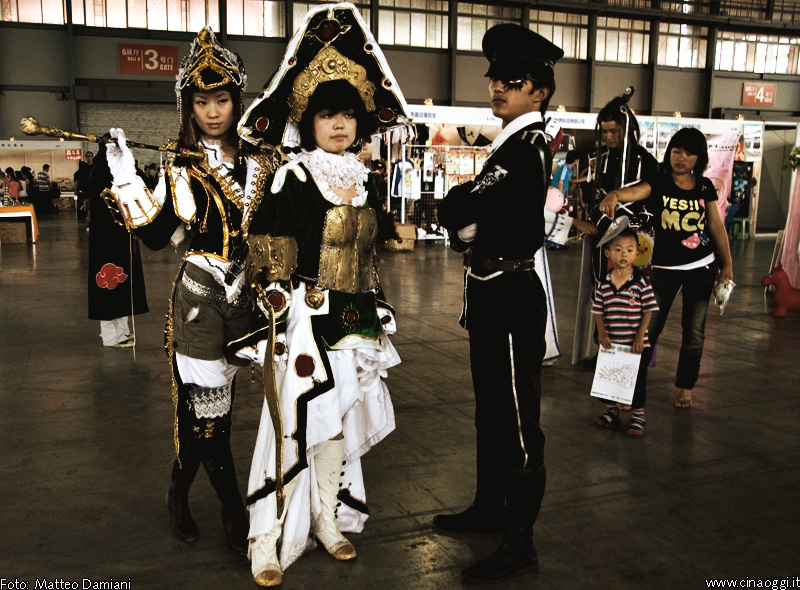 cosplay in China, Cosplay in China (15 pics)