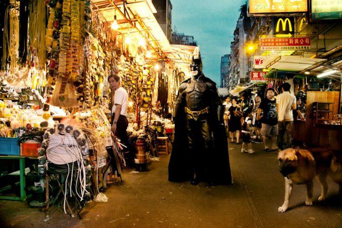 Hong Kong Superheroes