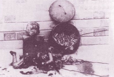 Cannibalism in China, A tragic episode of cannibalism during the famine of the Great Leap Forward (Graphic Content)
