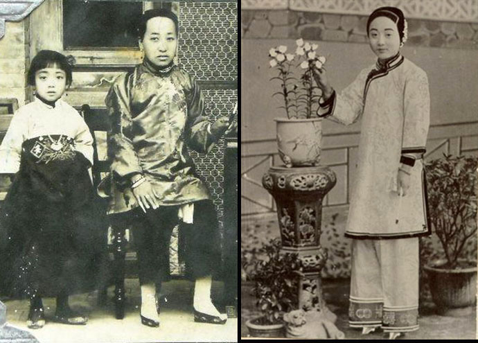 lotus feet, Footbinding in China: 25+ old pictures of lotus feet in China