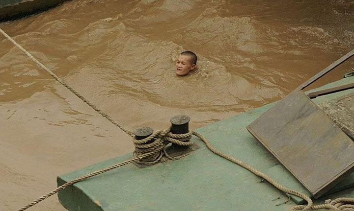 pictures of floods in China