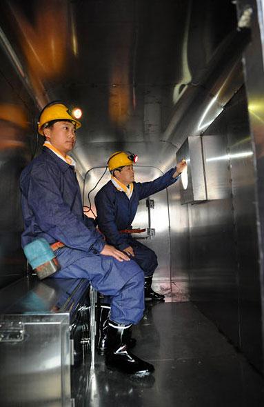 """Save miners"" capsule"