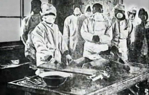 10 Horrific Human Experiments That Will Send Chills Down Your Spine! - Make  The World Smile- Humor Nation